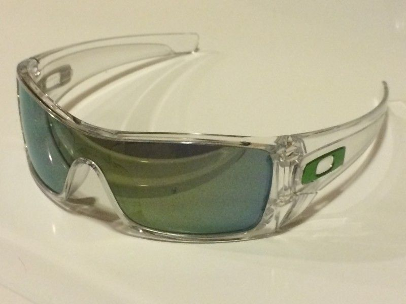 oakley batwolf clear
