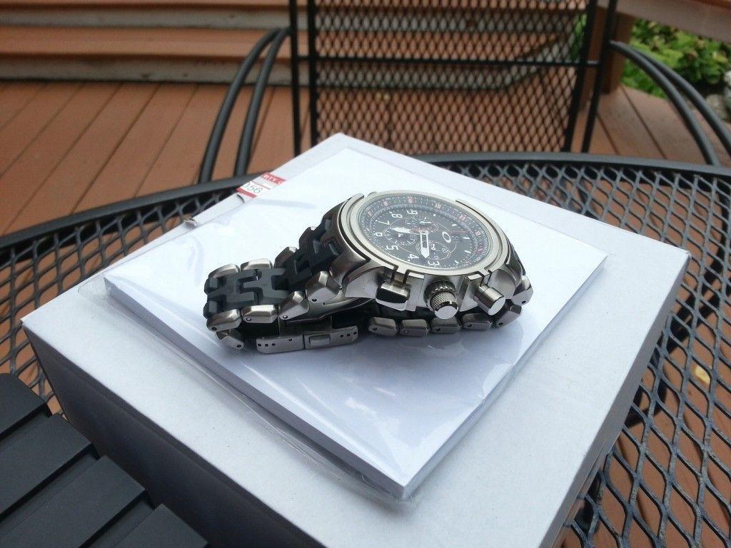 12 Gauge Watch Bracelet Edition Black SOLD - 7836b0158ab4bba516a6206bb1321946.jpg