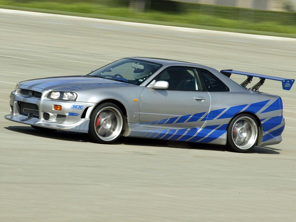 Voaks Th DIY Custom Fast Furious Skyline GTR Inspired - 2 fast 2 furious cars