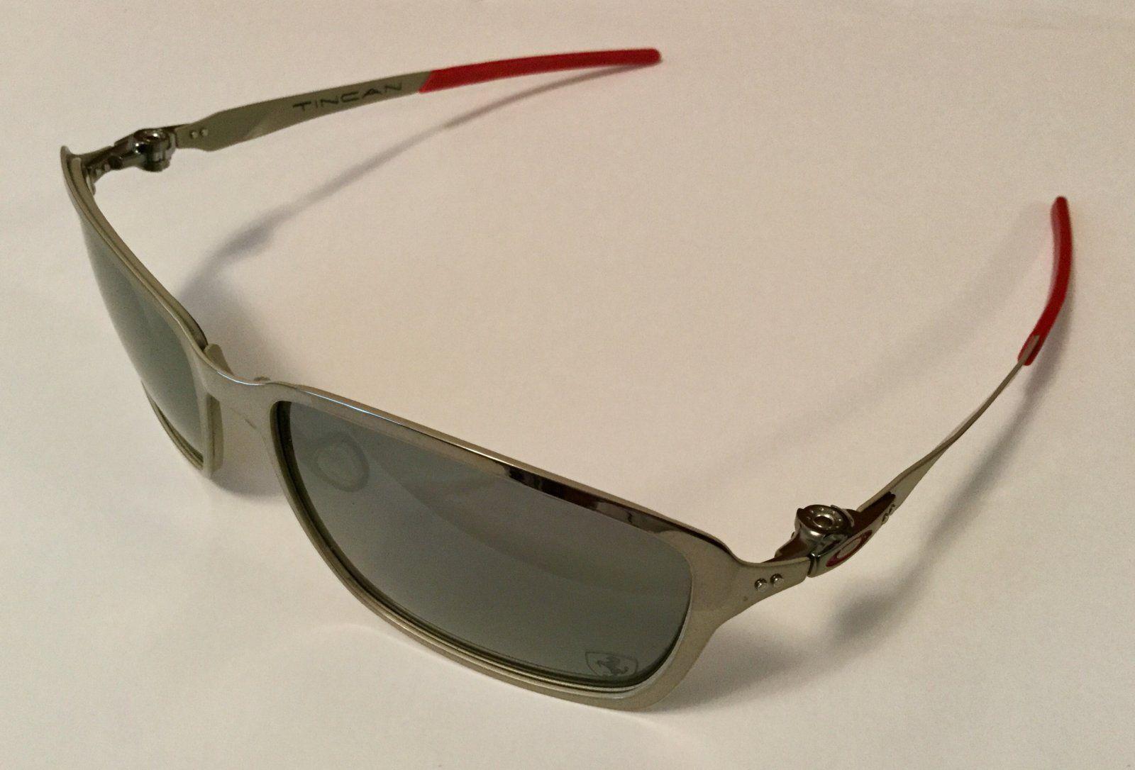 c0b1fa7218 Oakley Scuderia Ferrari TinCan Sunglasses (New) - 7C4ED82C-F769-4C7B-A397