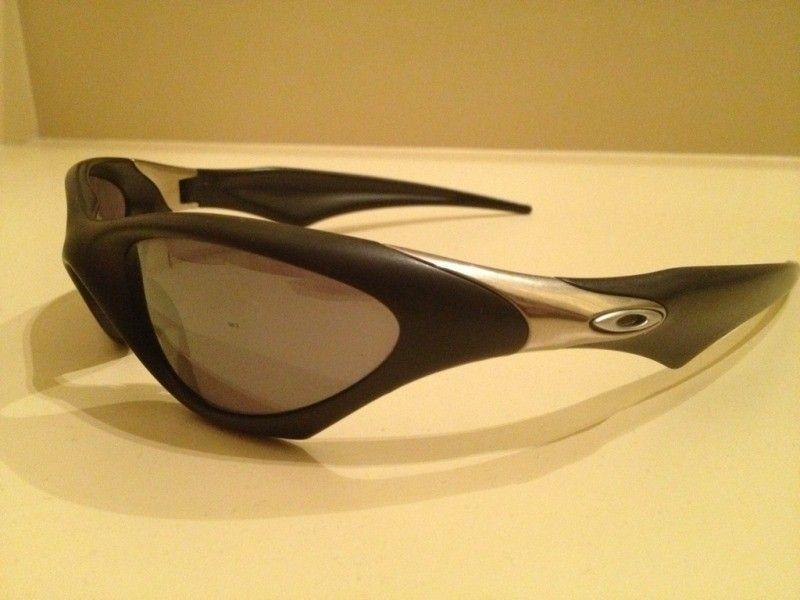 Scar, Black Frame, Scratched Lenses $40! - 811DCA0F-CE86-4935-A4F3-31ACC27F0709-36165-0000244499EBDF2F.jpg