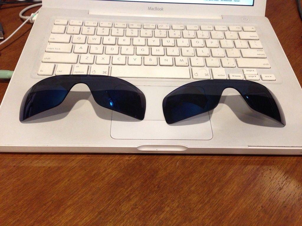 2 Like New Ice Iridium Batwolf Lenses For 1 Fire Iridium Or $50 - 8127865698_5e57936ec3_b.jpg