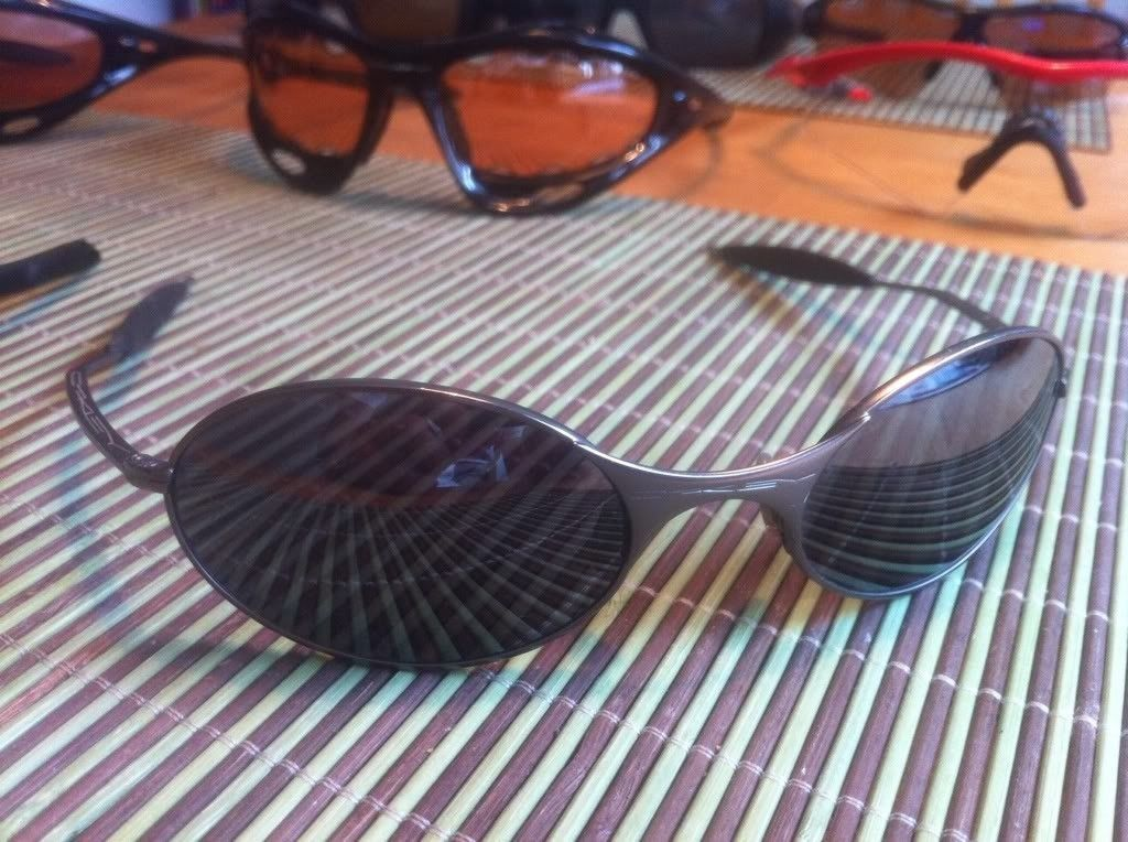 FS: Racing Jacket, Racing Jacket W. Transition Lenses, Pro M-Frame, E-Wire - 82f8137c.jpg