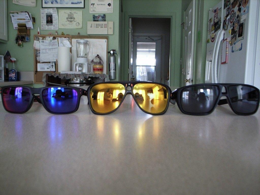 oakley sunglasses size comparison  oakley size comparison 8622462640_b597438f9f_b