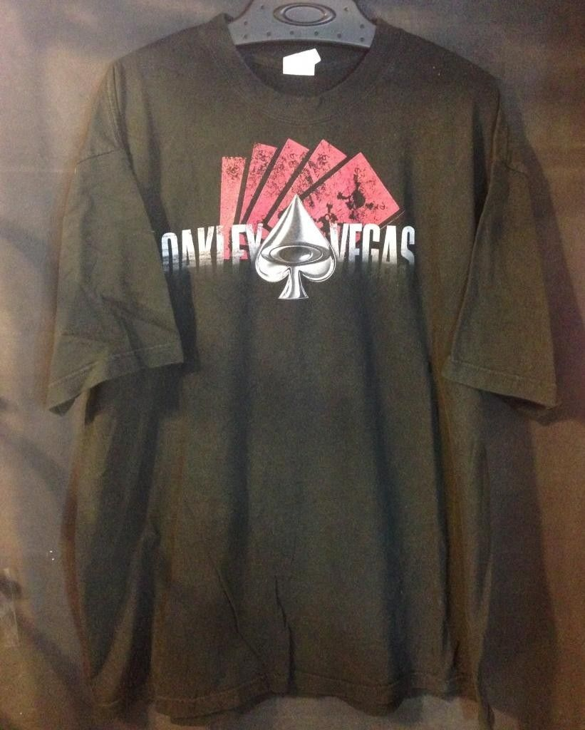 Original Oakley Vegas Tee And Hoody With Lots Of Other Harder To Find Apparel Pieces size Xl & XXL! - 8681b8b6-c998-4d0b-880c-45a48e84e497.jpg