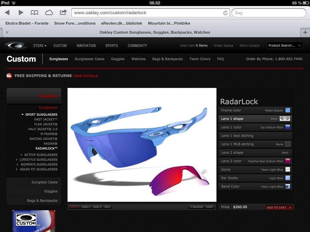 OTT Black With Ruby Iridium For Custom Radarlock - 8720197718_86af5c1fe2_b.jpg