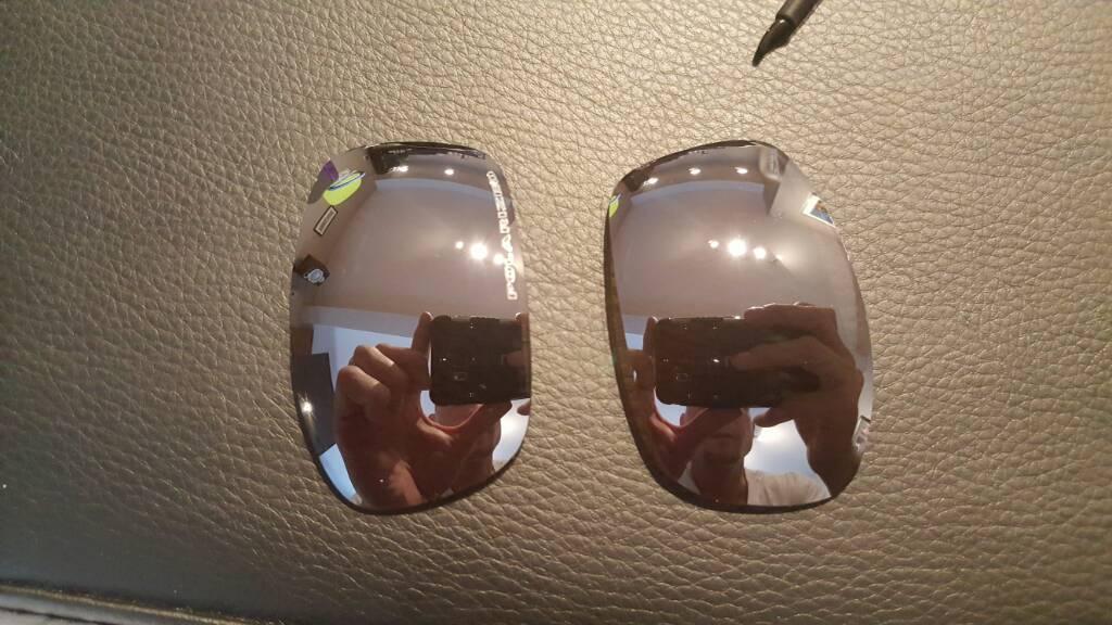 (SOLD) XS - Carbon/BI (006011-01) $495 -- XS Titanium Polar Lenses $60 ($540 for both) - 87cec983e7bdd9d57e9f971500823c4b.jpg