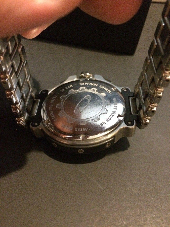 Oakley Crankcase Watch $275 shipped OBO - 8B358959-79A3-4D44-8E57-DE30713827E1_zpsut49zafh.jpg