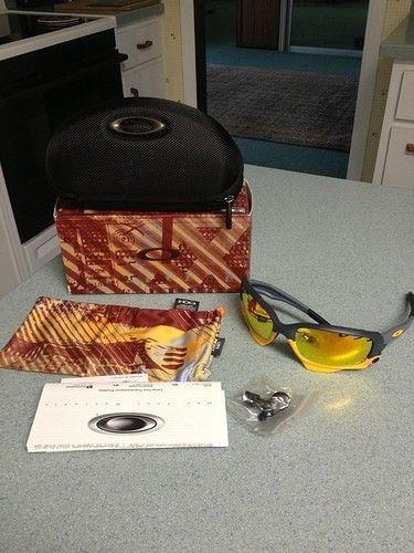 Oakley Max Fear Jawbones BNIB - 9193037163_a55a304c86.jpg