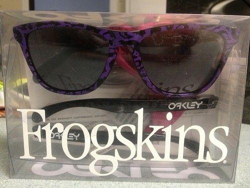 BNIB Van Ness Wu Frogskins Limited To Only 1000 Pairs - 9208515669_4b5460b0dd.jpg