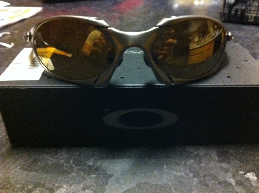 Romeo 1 Titanium/Gold Iridium!! Wow! - 92661933.jpg
