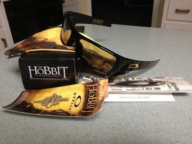 BNIB: Hobbit 3D Gascans (Pin,bag,paperwork) - 9309219105_fd4bc68acf_z.jpg