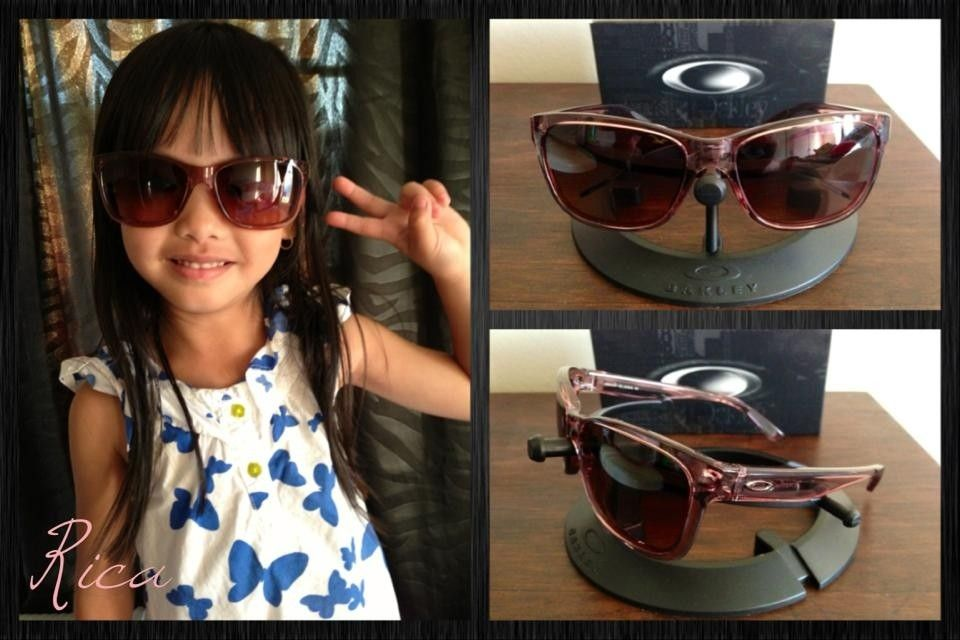 First Oakley's for My Daughter! - 946626_10151535950328163_1573501209_n.jpg