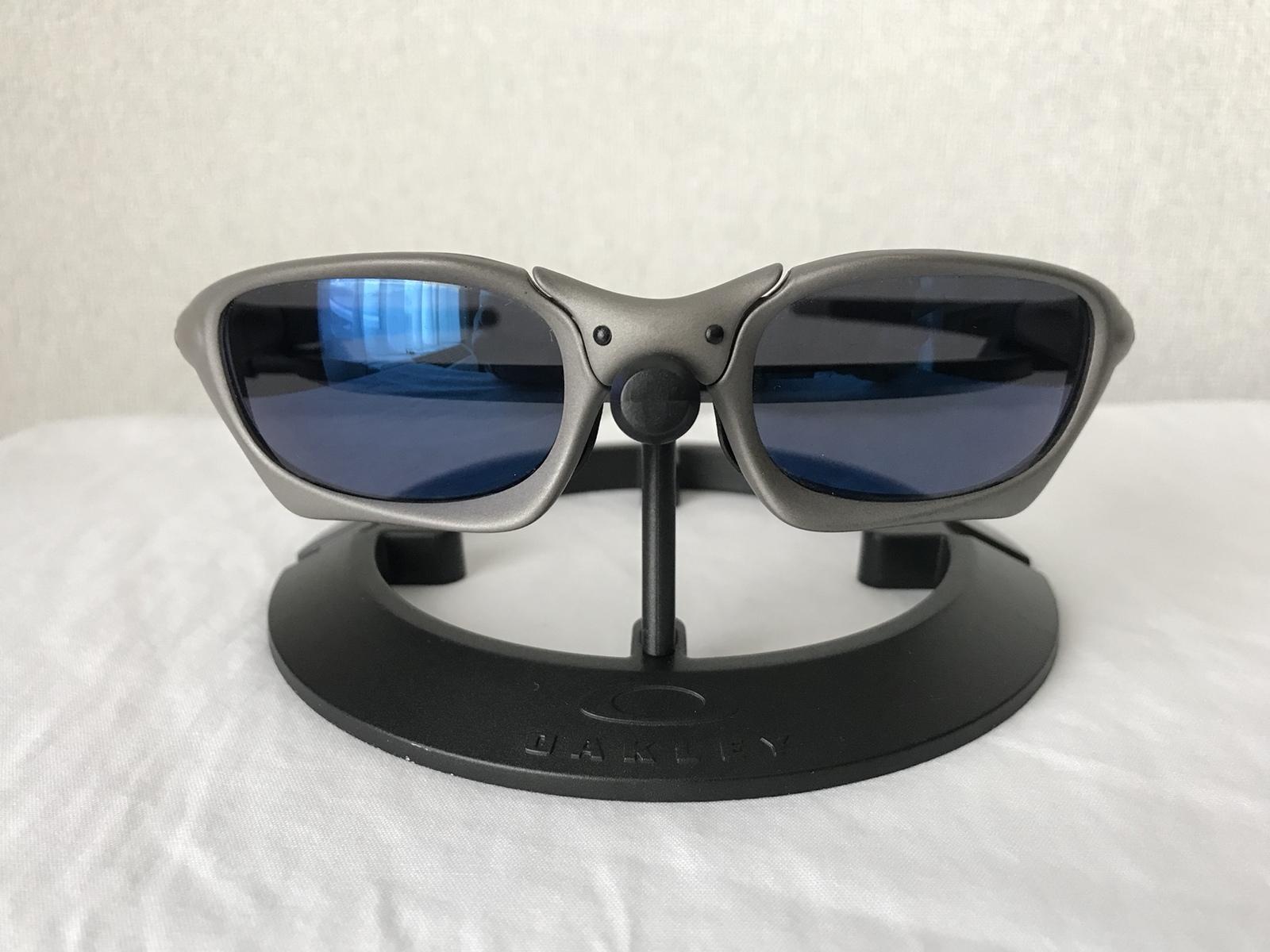 eda31e7712 For Sale - Oakley Mag Switch.....Ti Copper Ice Iridium.... 175 ...