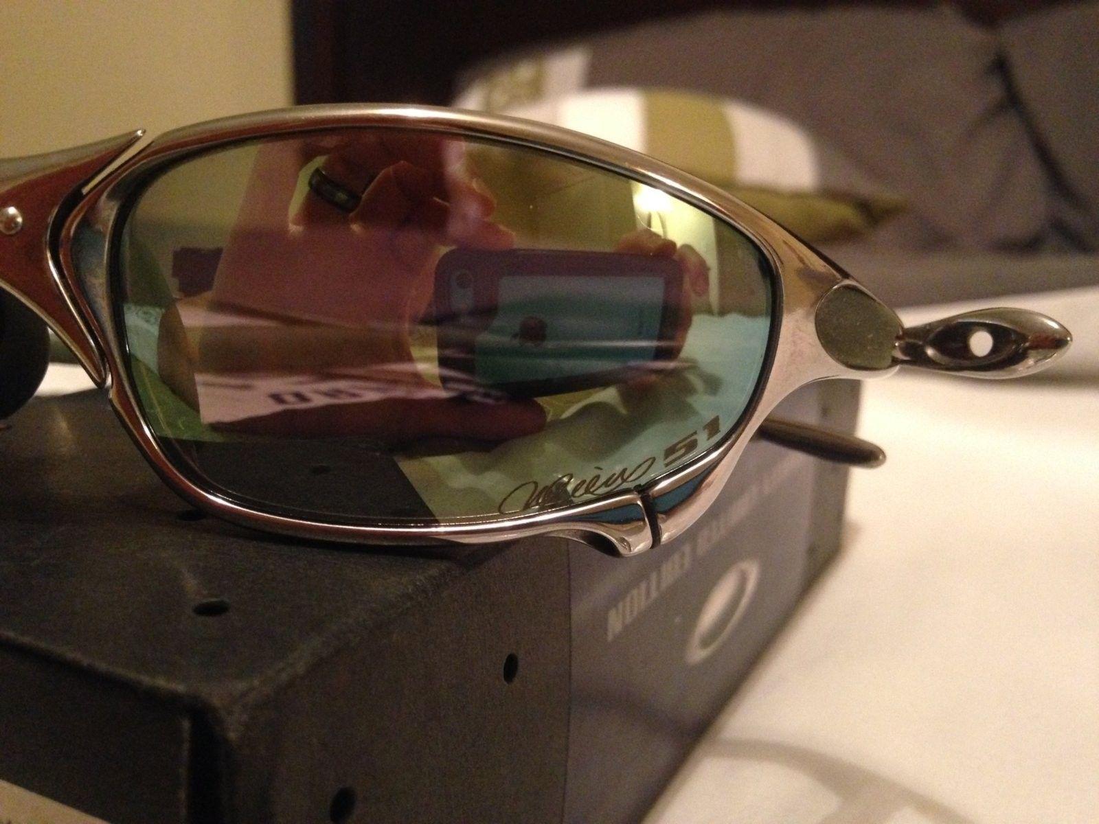 Polished/Emerald Ichiro Juliet (Non-Serial)- $365 OBO - 9CB278B4-90CB-49C1-BF02-460CDCB570DF.JPG