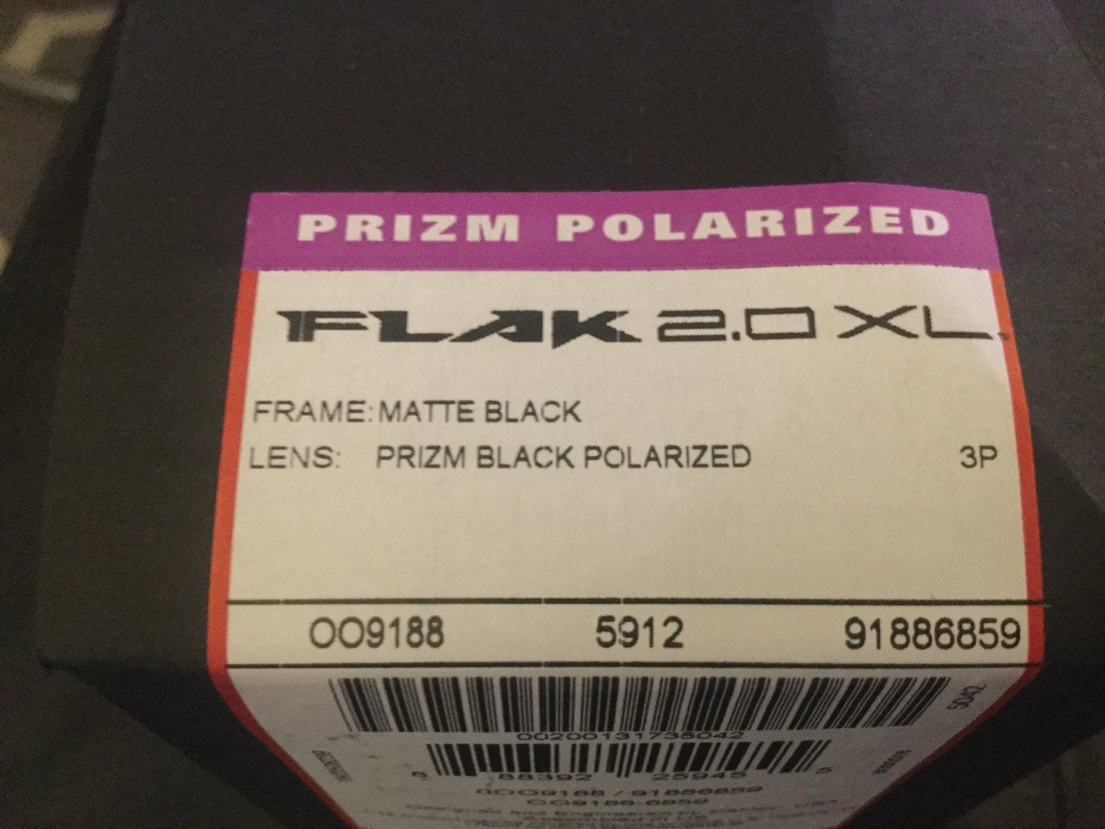 6b99e91e84 OakleySI Flak 2.0XL Blackside Collection -  9E0E3910-7075-4E7A-B002-B9CABEC6917B