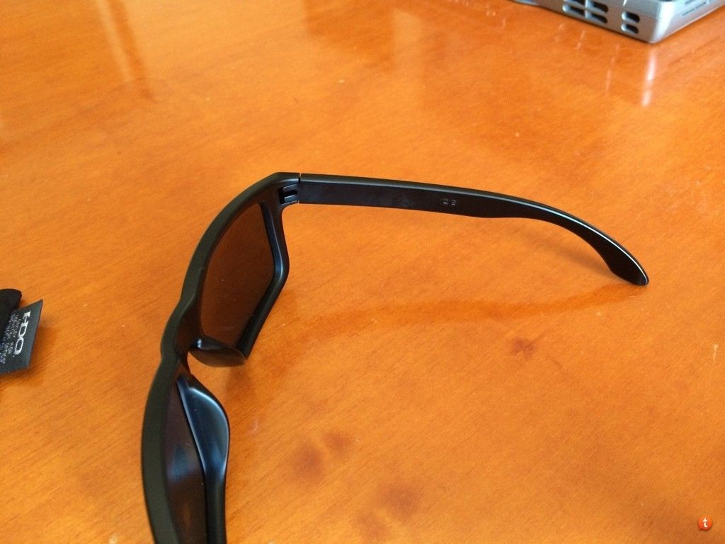 Holbrook Matte Black Frame With Emerald Iridium Polarized New For Trade. - 9e5e3uvu.jpg
