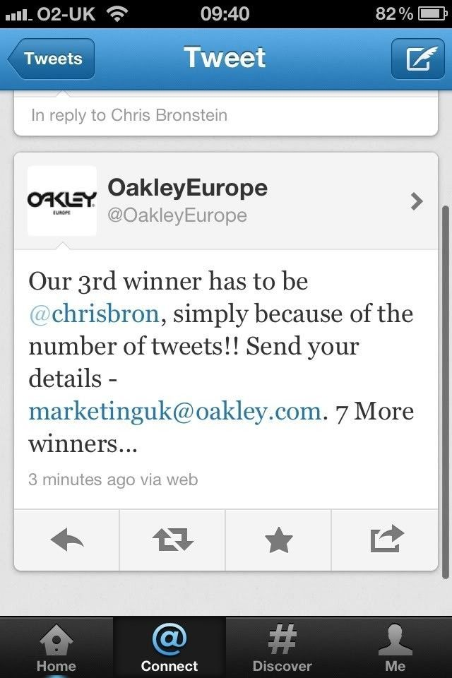 I Won Something From Oakley Europe! - 9e91da32.jpg