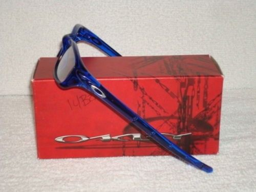 Four Crystal Blue Frame / Titanium Clear Lenses 04-354 $50 Shipped - $_12.JPG