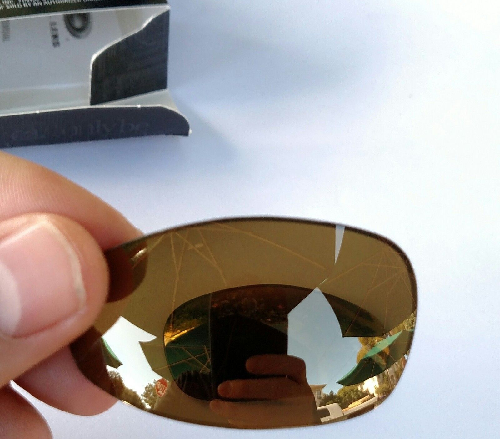 Juliet Replacement Lenses Gold Iridium Polarized (Custom Cut) - _20151001_141909.JPG