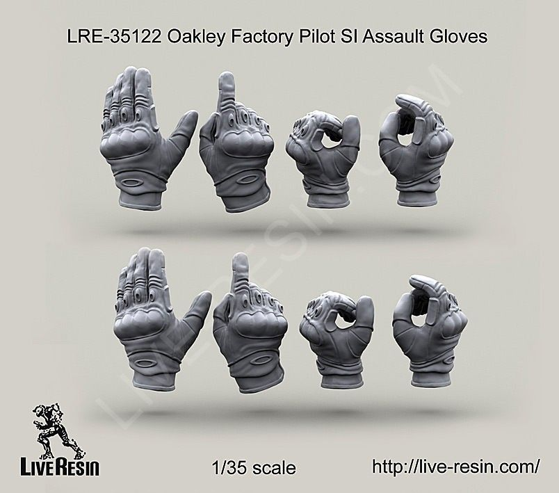 Live Resin 1:35 Military Soldier Replicas w/ Oakley Apparel - $_57.JPG