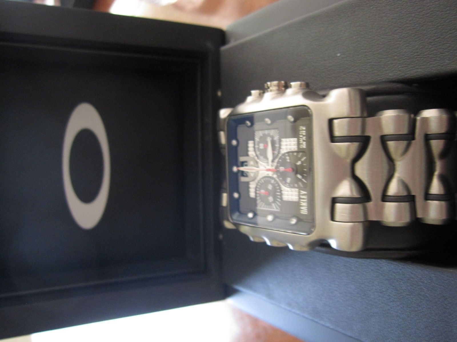 Selling Brand New Minute Machine Diamond Dial Edition Titanium Watch - $_572.JPG