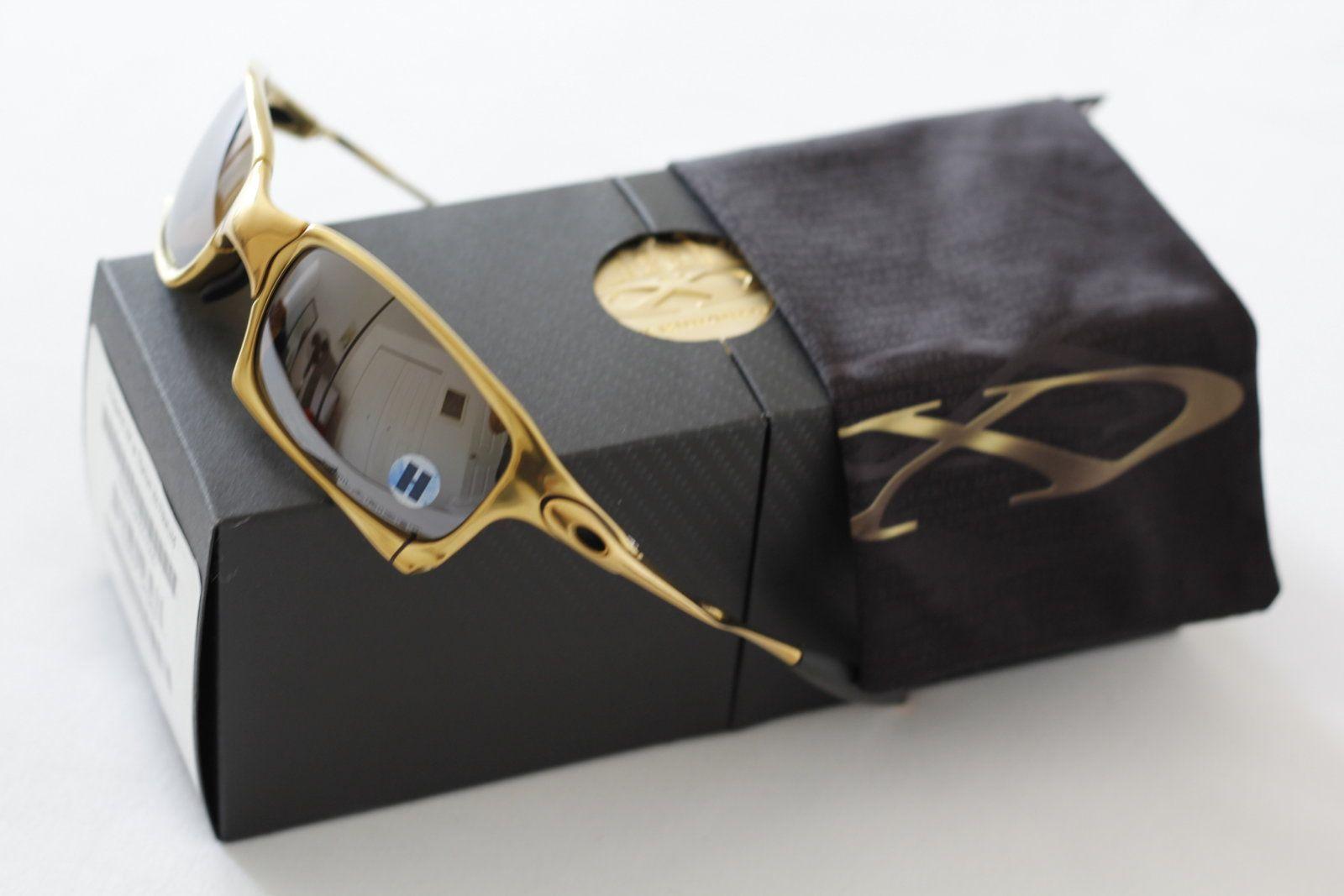 ca1e9e8596f For Sale - X-Squared 24K Elite w  24k Titanium Polarized (OO6011-10 ...
