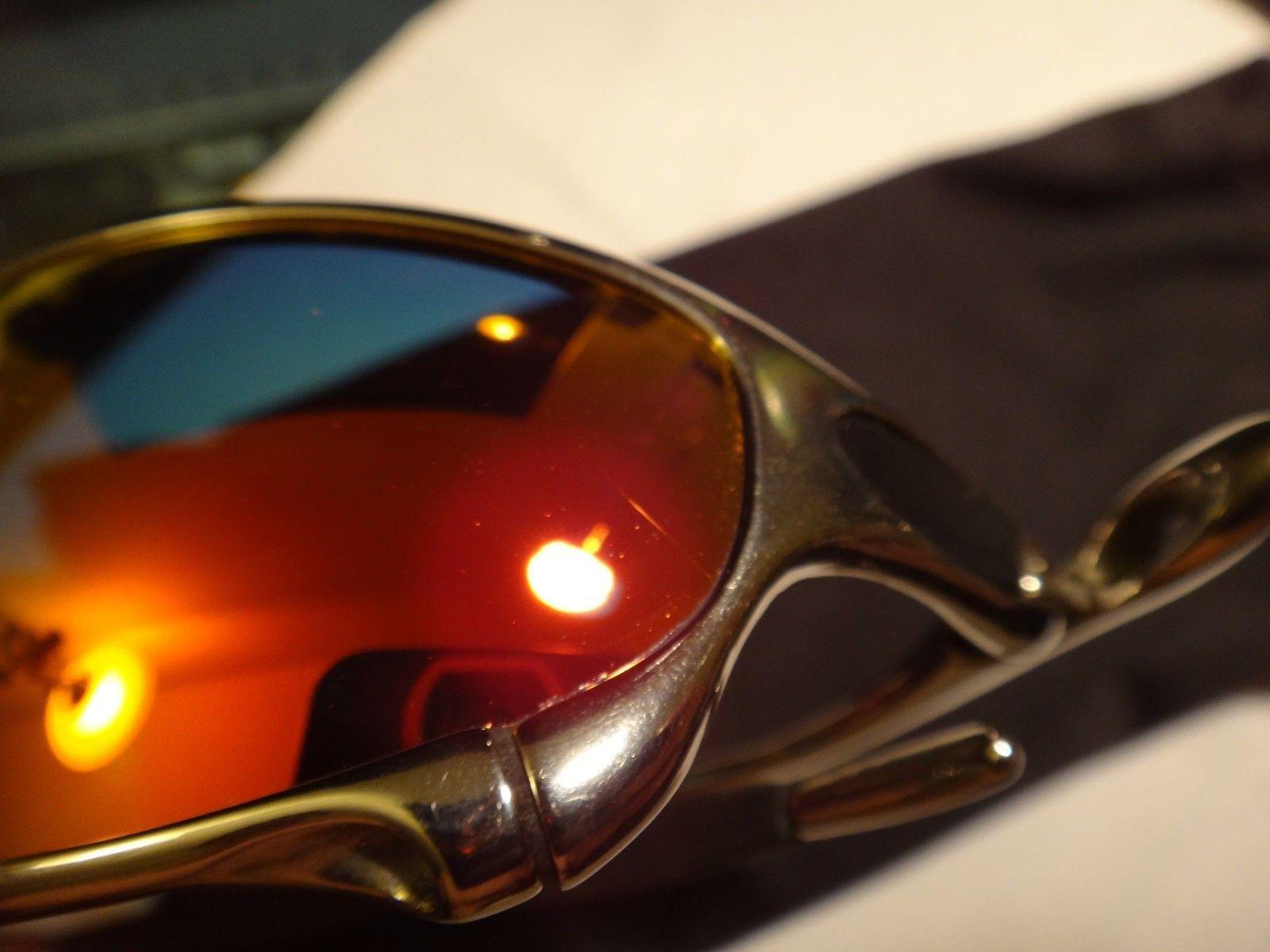 Polished juliet w/ fire iridium polarized lens $365 contUS - a.JPG