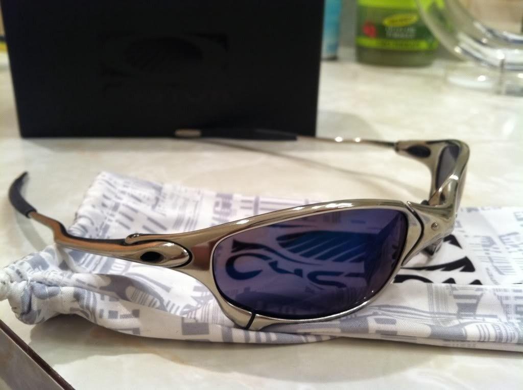 FS: Custom Juliet - Ice Iridiums And Polished Frame With Hammer Stems - a0827fc3.jpg