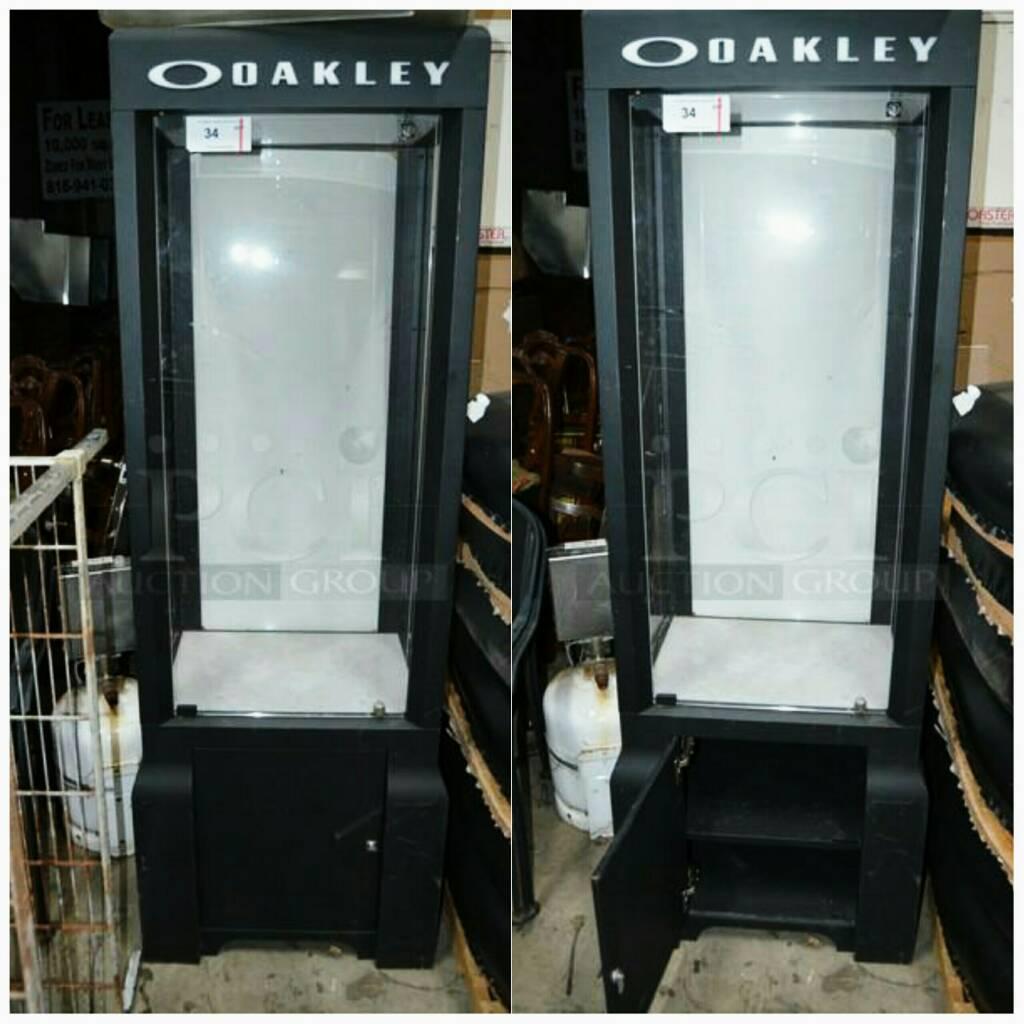 3.0 Black Oakley Display Case for Trade Kansas City MO (surrounding area) time sensitive - a8b865ee401f00a81f71395bb6b07e21.jpg