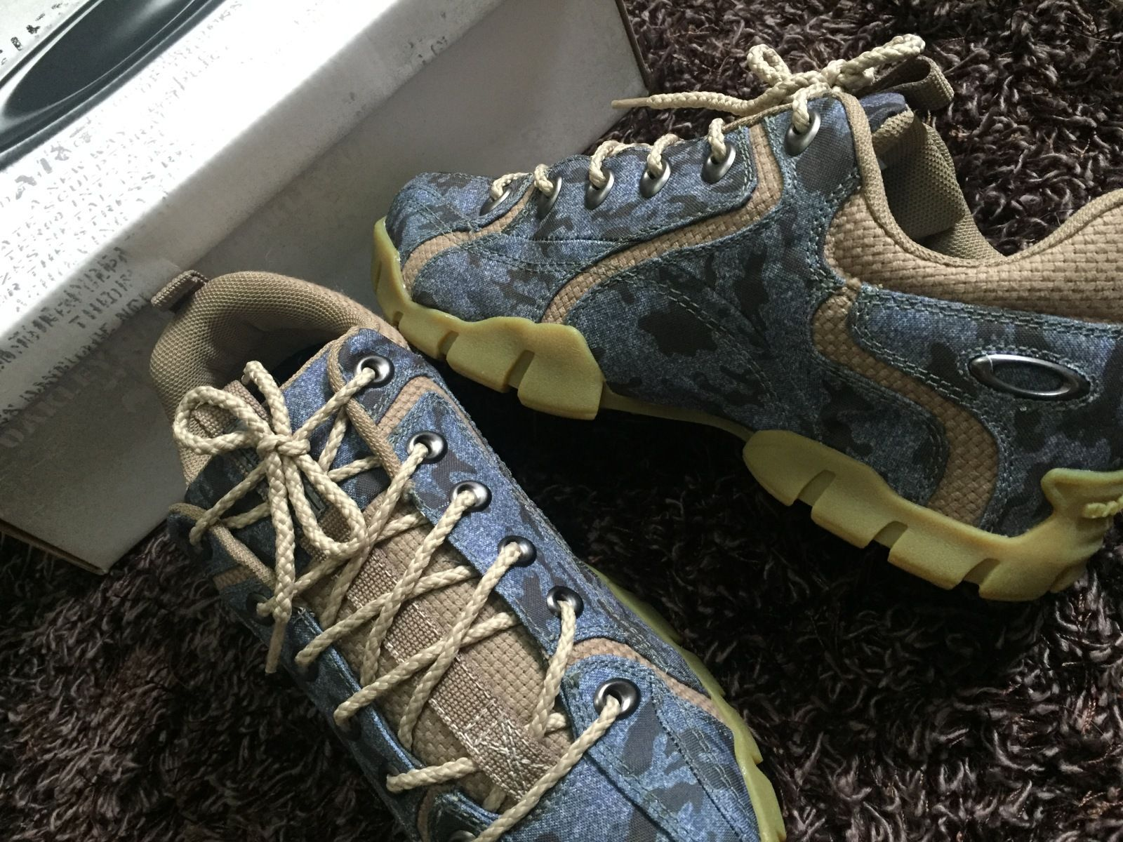 Oakley Brazil - Camo Shoes | Oakley Forum