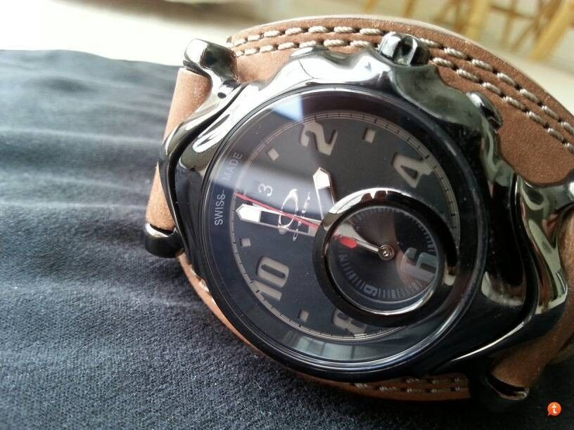 <<<SOLD!>>>    One-of-a-kind Judge 2 Stealth Chrono Watch - arudu4e5.jpg