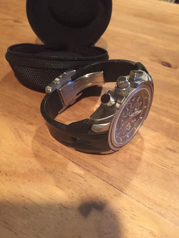 7b7438d9df Oakley 12 Gauge Chronograph w  rubber band - B4DBE856-6A91-4604-AABA