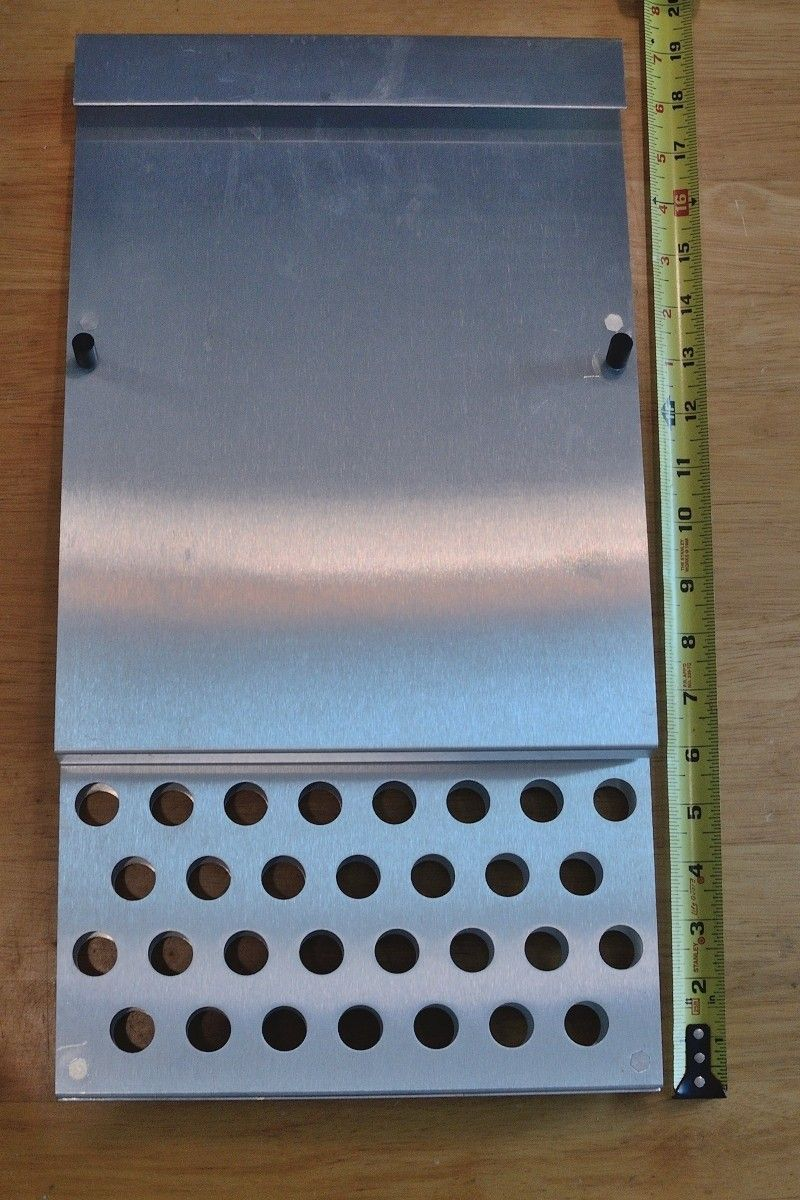 Brochure holder for Oakley display case - Back.JPG