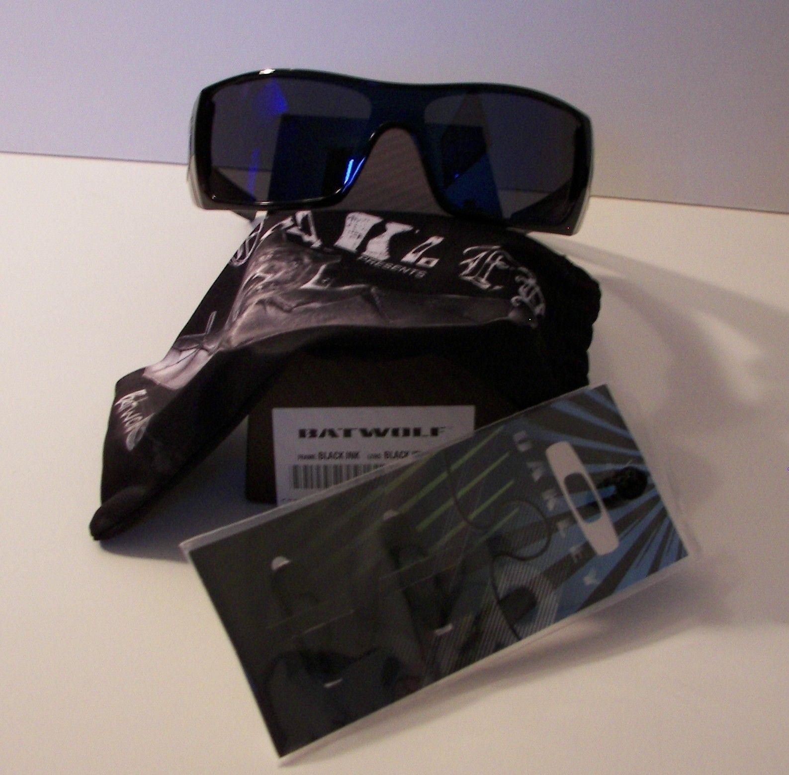 Oakley Batwolf Black Ink/Ice Iridium - batwolfblackinkiceandicj.jpg