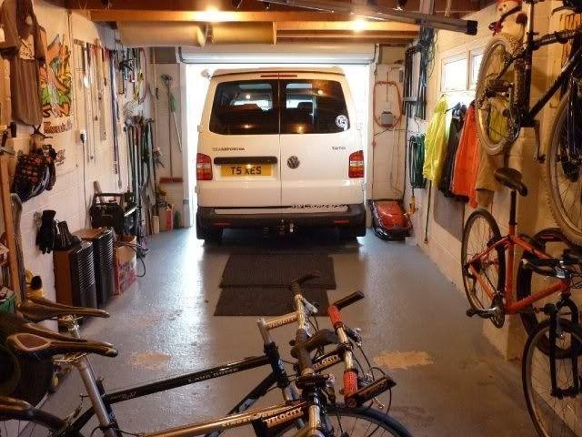 """Show Us Your """"mancave"""", Workshop, Garage - bikesgarage007.jpg"""