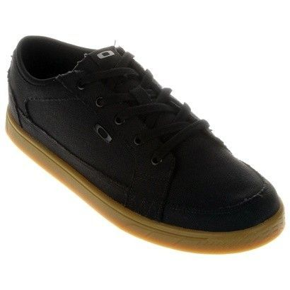 Oakley Shoes, Brazil Ones Size US 12/BR 43 - Black-gum Westcliff.jpg