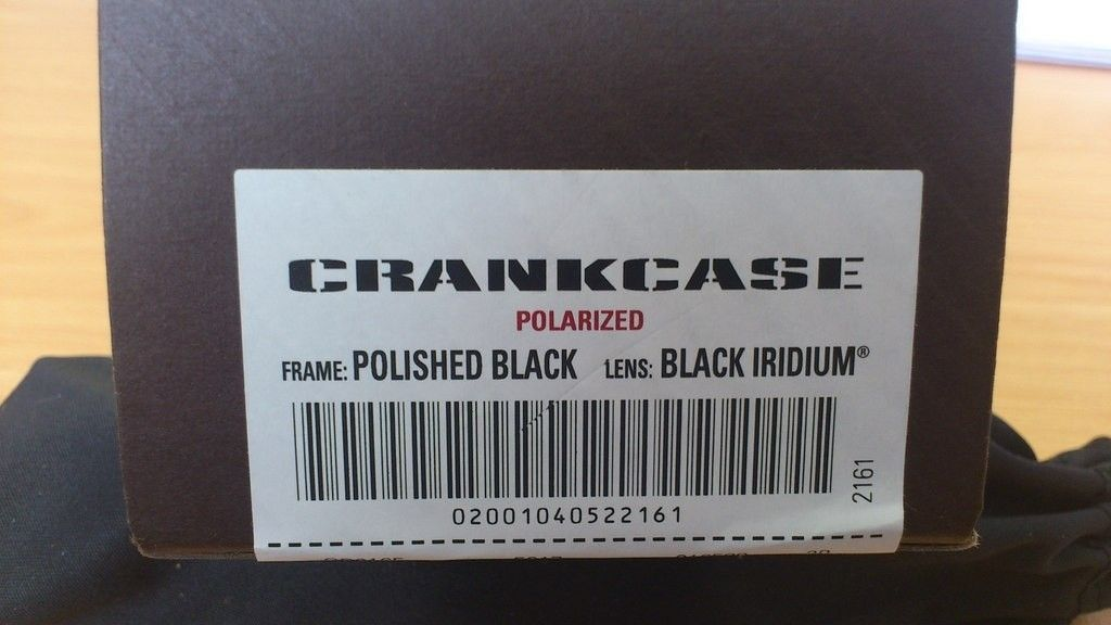 Black Crankcase With Black Iridium Lenses - blackcrank21.jpg