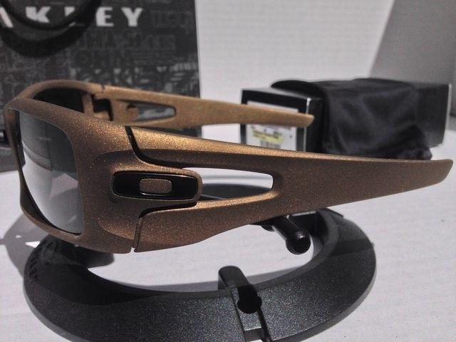 Cerakote Burnt Bronze Oakley Crankcase New $115 - bmt3NNZl.jpg