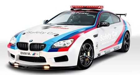 Oakley Sponsoring This Years MotoGP Safety Car Again - BMW-M6-Safety-Car.jpg