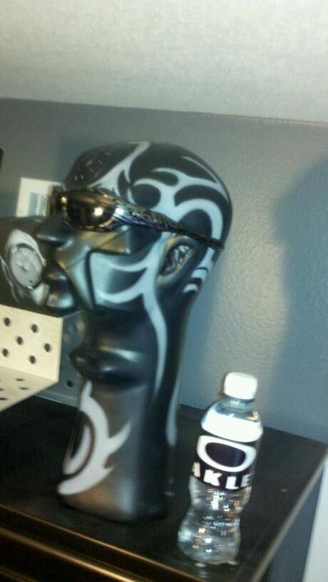 Want To See Pictures Of Oakley Bobs, Half Bobs, And Spike Heads!!! - bob3tribal.jpg