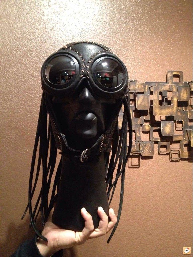 oakley medusa goggles