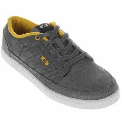 Oakley Shoes, Brazil Ones Size US 12/BR 43 - Buzzer yellow.jpg