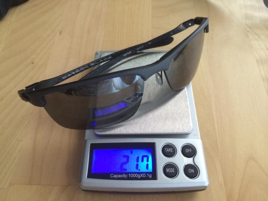 Weight: Carbon Blade Vs Nanowire 2.0 - C5DD0E7E-2A1E-4DDA-B6E8-5968ED5EA1FA_zpsq8amtkgw.jpg