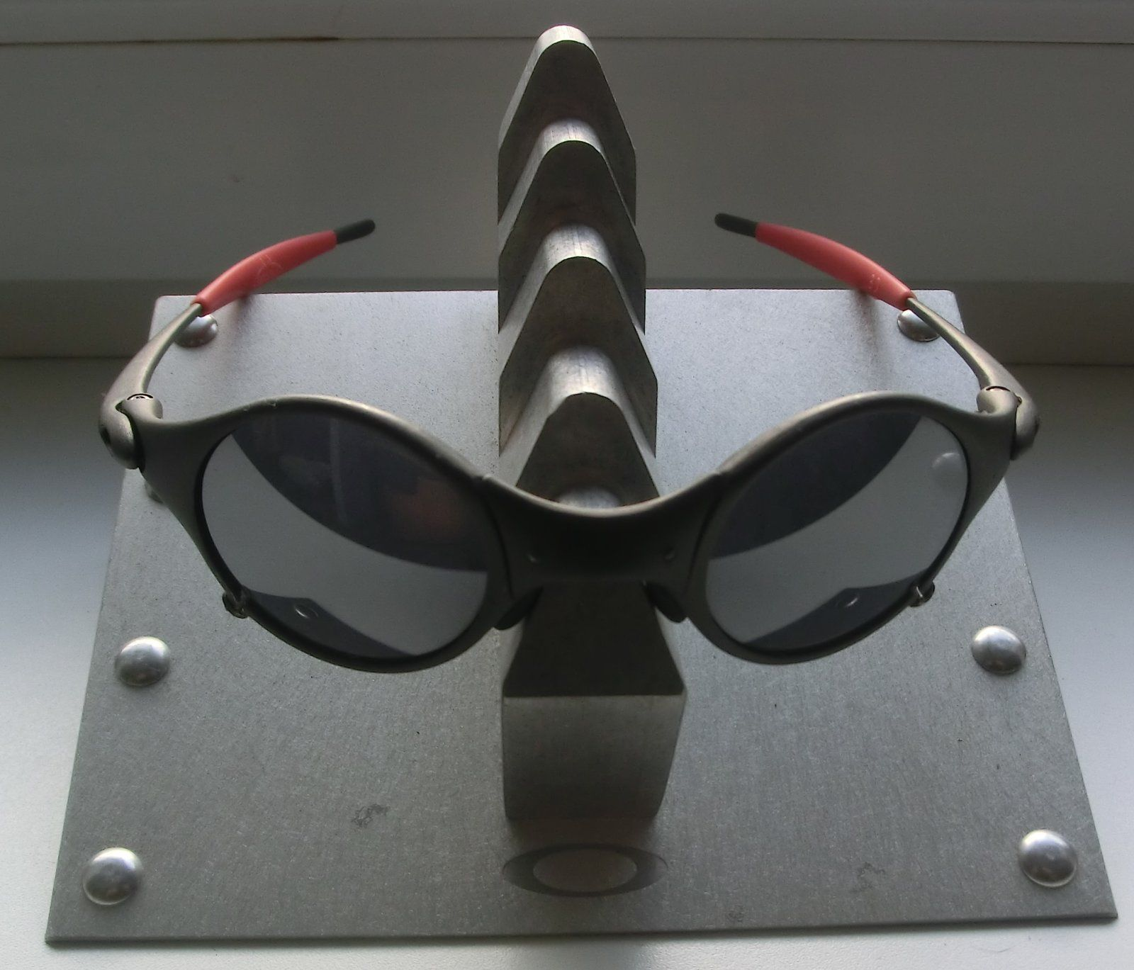 d24bbea88a0c1 For Sale - -   EUROPE   - Oakley X Metal Mars with custom unobtainum ...