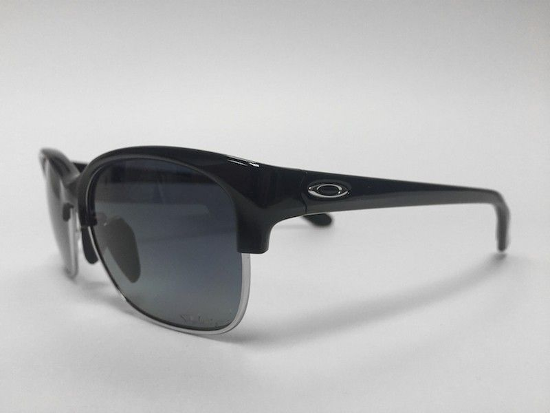 Oakley RSVP Polished Black Polarized — Women's - CL9yK2a.jpg