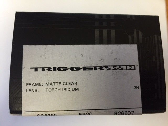 Holiday Exclusive Triggerman Matte Clear with Torch - clear Trigger.jpg
