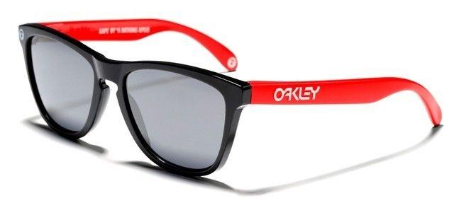 Poll - Best Oakley Frogskins Release Of 2012 - CollectorsFrogskins4Legged_BlackRedAAPE_Grey.jpg