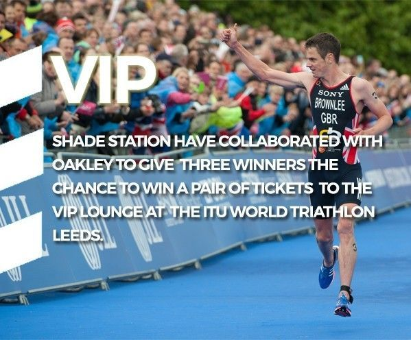 Oakley collaboration: Win a pair of tickets to ITU World Triathlon Leeds 2016 - competition.jpg