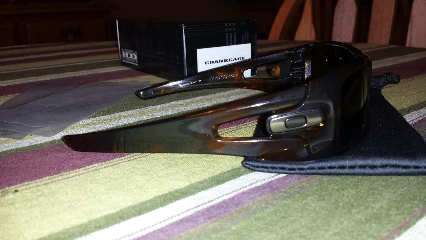 BNIB Crankcase, Dark Bronze Lens, Brown Tortoise Frame - crank2.jpg